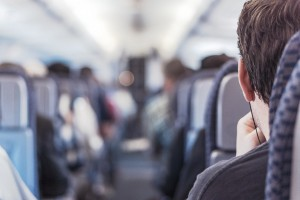 Zugreise - Reisetasche mit Rollen